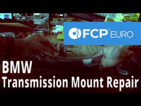 BMW Transmission Mount Replacement (E36) with James Tsukamoto - FCP Euro