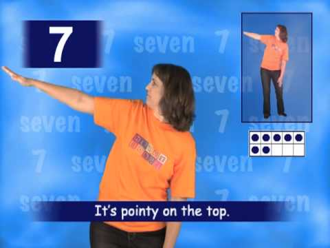 Seven Song - Jumpin' Numbers & Shakin' Shapes