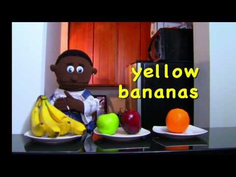 Learning and Adding Types of Fruit with Bryon: Counting for Toddlers and Preschool Children