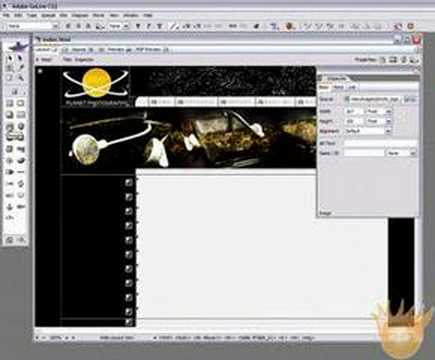 Learn about Golive's Inspector palette - tutvid  tutorial