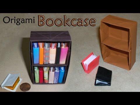 Origami Bookcase