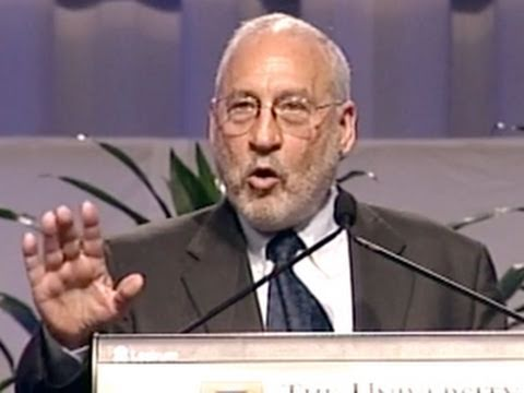 Stiglitz: Gov't Regulation Key to Healthy Economy