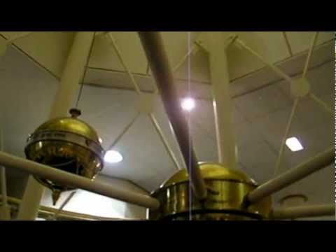 Amazing Pendulum at Manchester Conference Centre, England