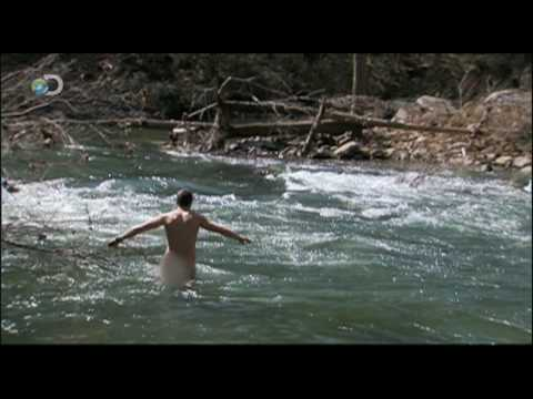 Man vs. Wild - Alabama - Clothingless Crossing