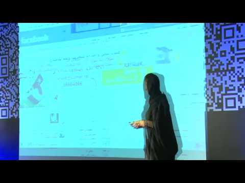 TEDxMuscat - Tufool Abdullah Al Dhahab - Impact of online social media -- changes and developments