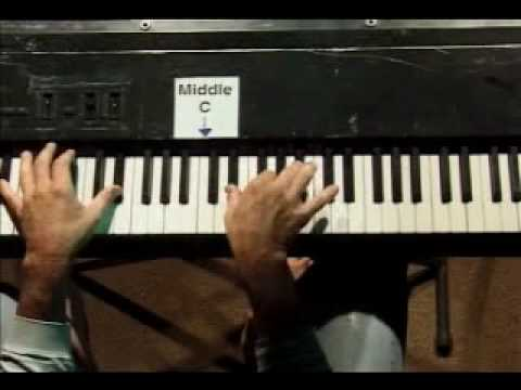 Piano Lesson - Primary Chords for Eb Major