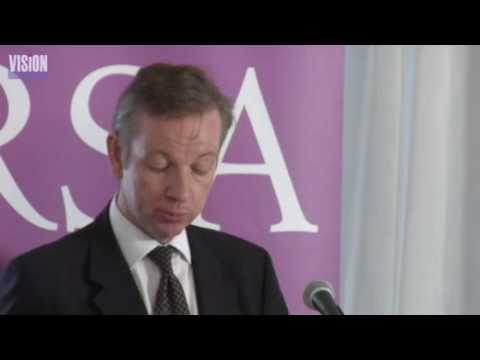 Michael Gove MP - What is Education For?