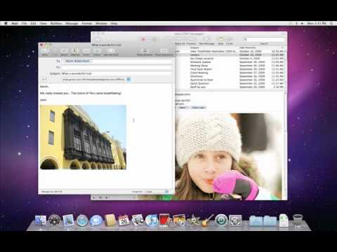 Aperture 3 Tutorials : 3.5 - Managing Libraries - Using Your Photos in Other Applications