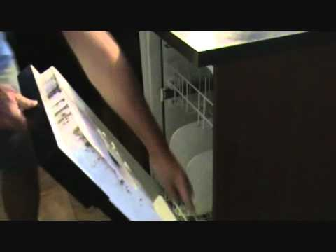 A simple way to fix a leaking dishwasher