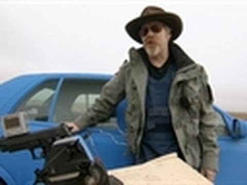 Resolving the Ricochet | MythBusters