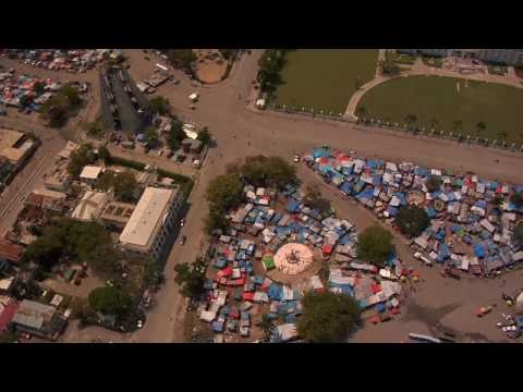 Transitional Shelters in Haiti