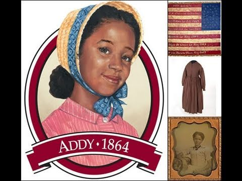 Meet Addy Walker, an American Girl