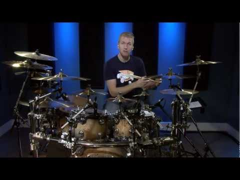 Heel-Toe Drum Beats - Free Drum Lessons