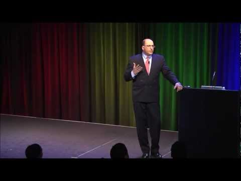 "Authors at Google: Ambassador Ido Aharoni | ""How to Market a Country"""