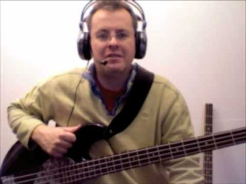 How To Play The Bass Virtual DVD Lesson 11
