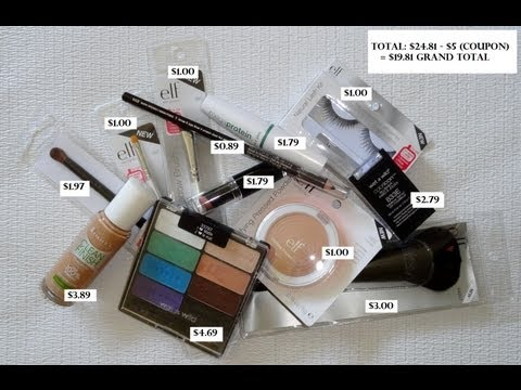 MAKEUP TUTORIAL | The $20 Makeup Challenge