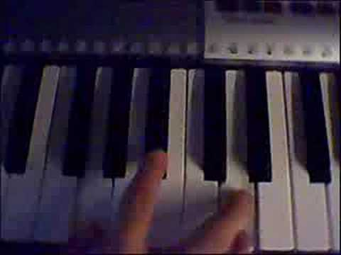 What Is Love Haddaway Piano Lesson