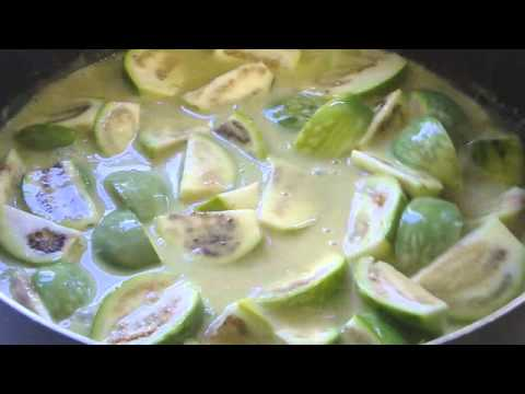 Homemade Thai food : Green Curry Part 2