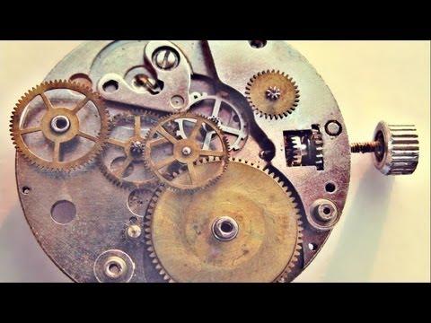 Dr. Ronald Mallett Builds a Time Machine