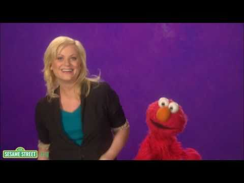 Sesame Street: Amy Poehler-Yoga