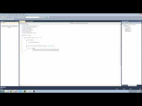 C# Beginners Tutorial - 65 - Null Coalesce Operator