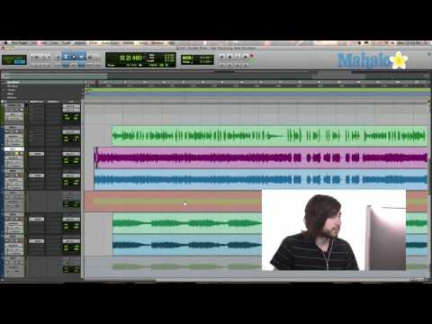 Grid Mode - Pro Tools 9