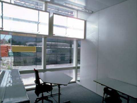 Down with Fluorescents! Daylight Benefits Entire Office