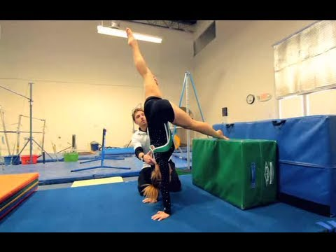 Gymnastics: What Is a Backward Roll?