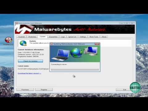 How to Remove Malware Rogue System Check by Britec