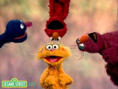 Sesame Street: Four Friends