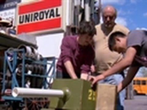 JUNKies - Potato Gun Tank