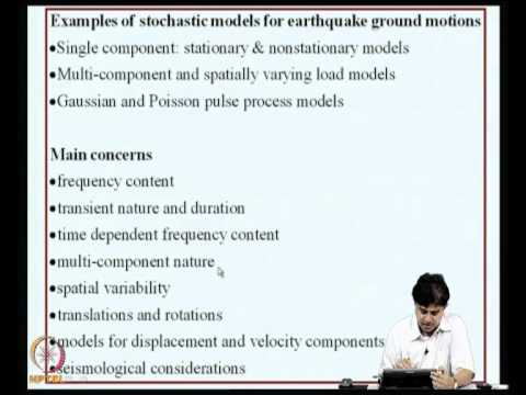 Mod-08 Lec-33 Probabilistic methods in earthquake engineering-2