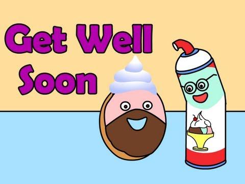 Get Well Soon - Kids English Pop Song
