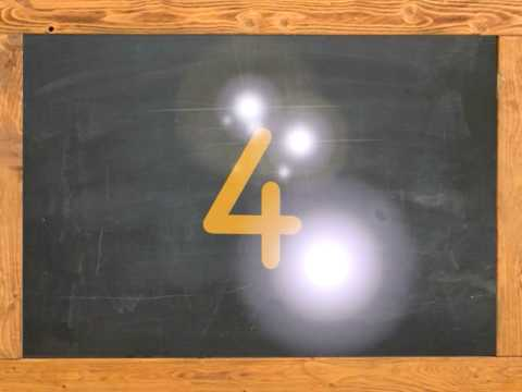 MULTIPLICATION - Award-Winning 4 Times Table Multiplication Song For Kids