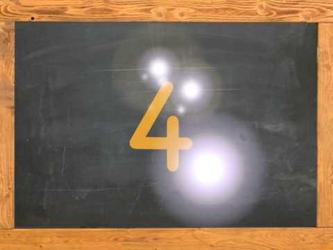 MULTIPLICATION - Award-Winning 4 Times Table Multiplication Song For Kids