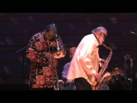 Sonny Rollins, Saxophonist:  Strode Rode - 4/30/09