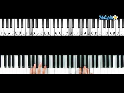 "How to Play ""Lucky"" by Jason Mraz and Colbie Caillat on Piano"