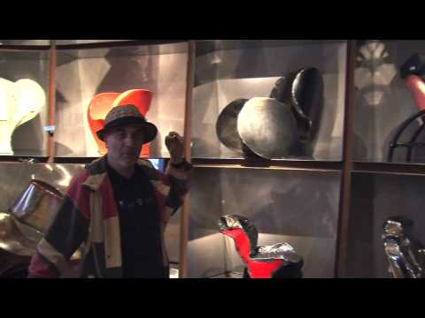 Behind the Scenes: Ron Arad: No Discipline, at MoMA