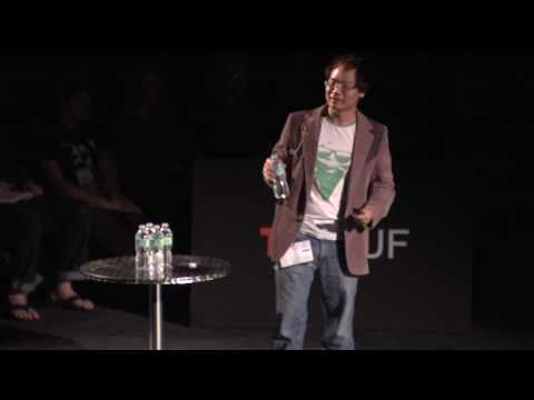 TEDxUF - Augi Lye - In Love with Entrepreneurship