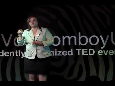La Gerencia de la Muerte: Ana María Romano at TEDxVdemomboyU