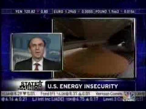 US Energy Insecurity