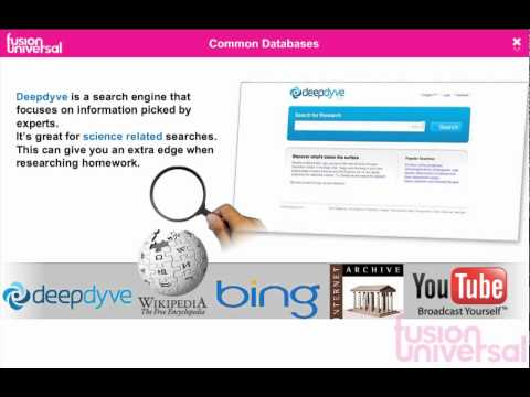 Understanding common databases - the virtual school - teachers in Africa