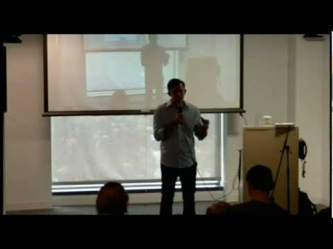"""Authors@Google: Chris Guillebeau """"The $100 Startup"""""""