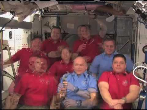 TV Stations Chat with STS-130 Crew