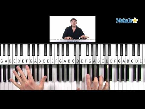 "How to Play ""Mercy"" by Duffy on Piano"