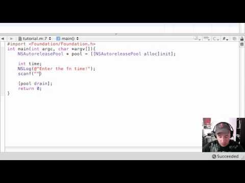 Objective C Programming Tutorial - 20 - else if Statements