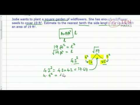 Roots of Numbers - Applications