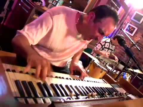 Burnin' B-3 Tony Monaco Salutes Organ Legend Jimmy Smith