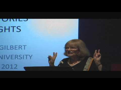 Dr. Paula Ruth Gilbert at TEDxGerogeMasonU