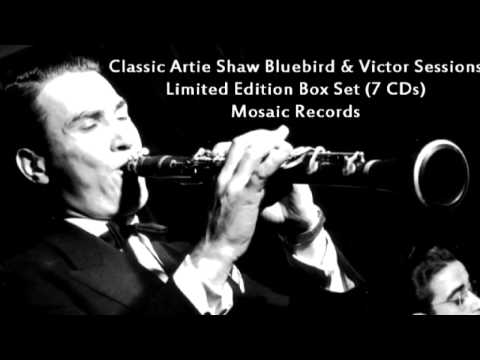 Mosaic Records Presents Classic Artie Shaw Sessions